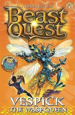 1 of 1 - Vespick the Wasp Queen: Series 6 Book 6 by Adam Blade (Paperback, 2010)