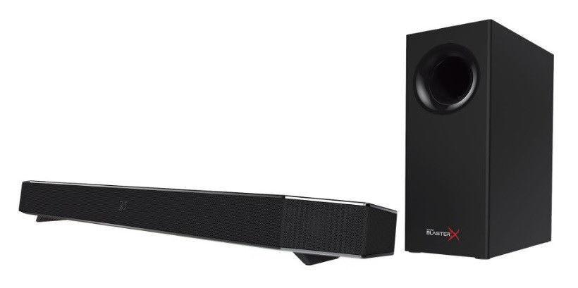 Creative Labs Sound BlasterX Katana Sound Bar - 51MF8245AA000