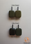 15 x FLAT SQUARE INLINE CARP LEADS ALL COLOURS AND SIZES AVALIABLE