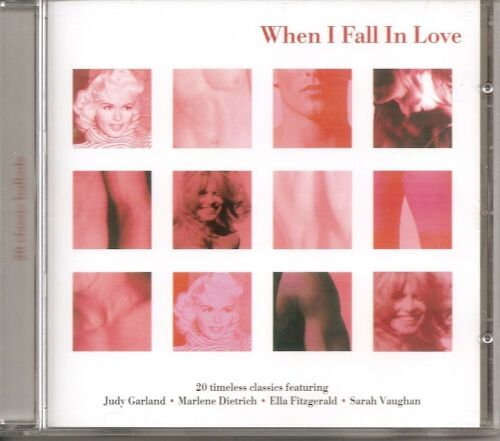 1 of 1 - When I Fall In Love-Various Artists inc.Patsy Cline,Peggy Lee & more- CD