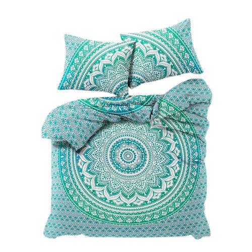 Indian Mandala Bedding Set Duvet Cover Set Cotton Size Queen Comforter MDCS00001