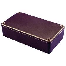 Hammond pressofusione di ALLUMINIO Enclosure 1550 NERO 115x64x30mm Project CASE BOX