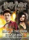 Harry Potter and the Half-blood Prince : Glow in the Dark Sticker Book by BBC (Spiral bound, 2009)