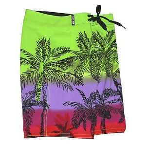 cb26f1eee3 New $50 Mens PACIFIC SURF by EXIST Board Shorts Swim Trunk Bathing ...