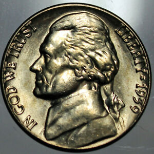 1971-P Full Step FS Gem BU Jefferson Nickel SP