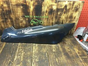 89-95-YAMAHA-FZR1000-B-FZR-1000-Right-Rear-Tail-Fairing-Cover-Cowl-Shroud-OEM