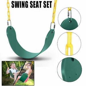 Image Is Loading Child Indoor Outdoor Swing Set Garden Tree Rope