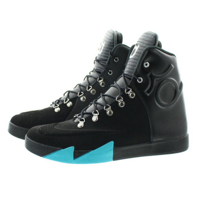 1d5222eec9e7 Nike 621945 Mens KD VI NSW Lifestyle Leather High Top Basketball Shoes  SNEAKERS for sale online