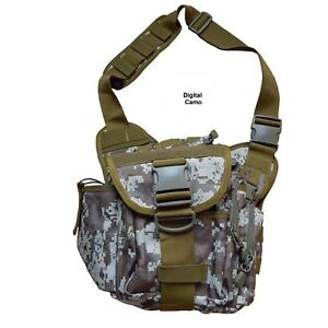 07fa4803900 Image is loading Metal-Detecting-Cross-Body-Multi-Pocket-Shoulder-Accessory-