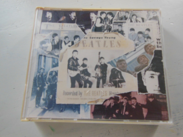 The Beatles: Anthology 1 (1995), rock, Flotte skiver.…