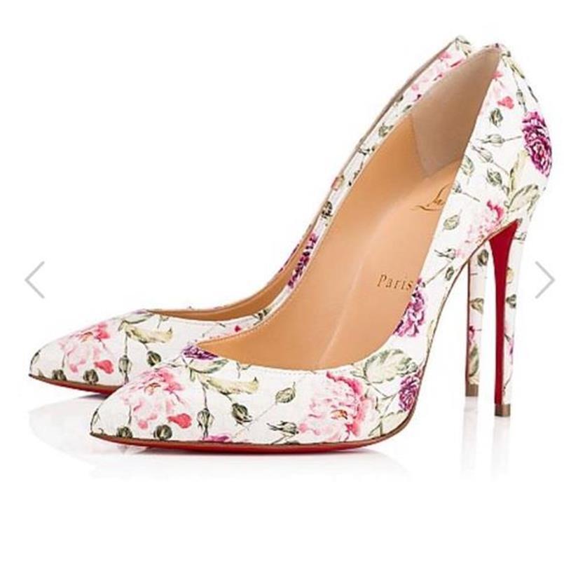 Christian Louboutin pigalle Follies 100 Watersnake Floral Tacones zapatos zapatos  De Salón zapatos zapatos  1195 40074e