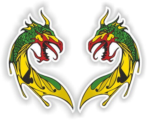 Dragon car motorcycle Decal Vinyl Sticker 36
