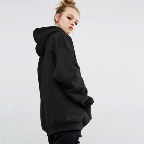 Women Fall Winter Long Sleeve Hoodie Sweatshirt Sweater Casual Sport Hooded Coat