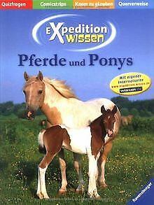 Pferde und Ponys (Expedition Wissen) von Gorgas, Martina | Buch | Zustand gut