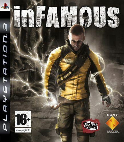 1 of 1 - inFamous - PS3 Playstation 3