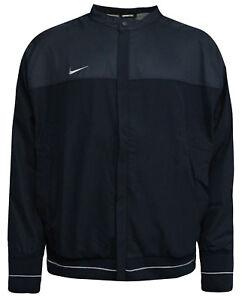 Nike-Mens-Zip-Up-Jacket-Football-Windbreaker-Navy-277091-460-EE192