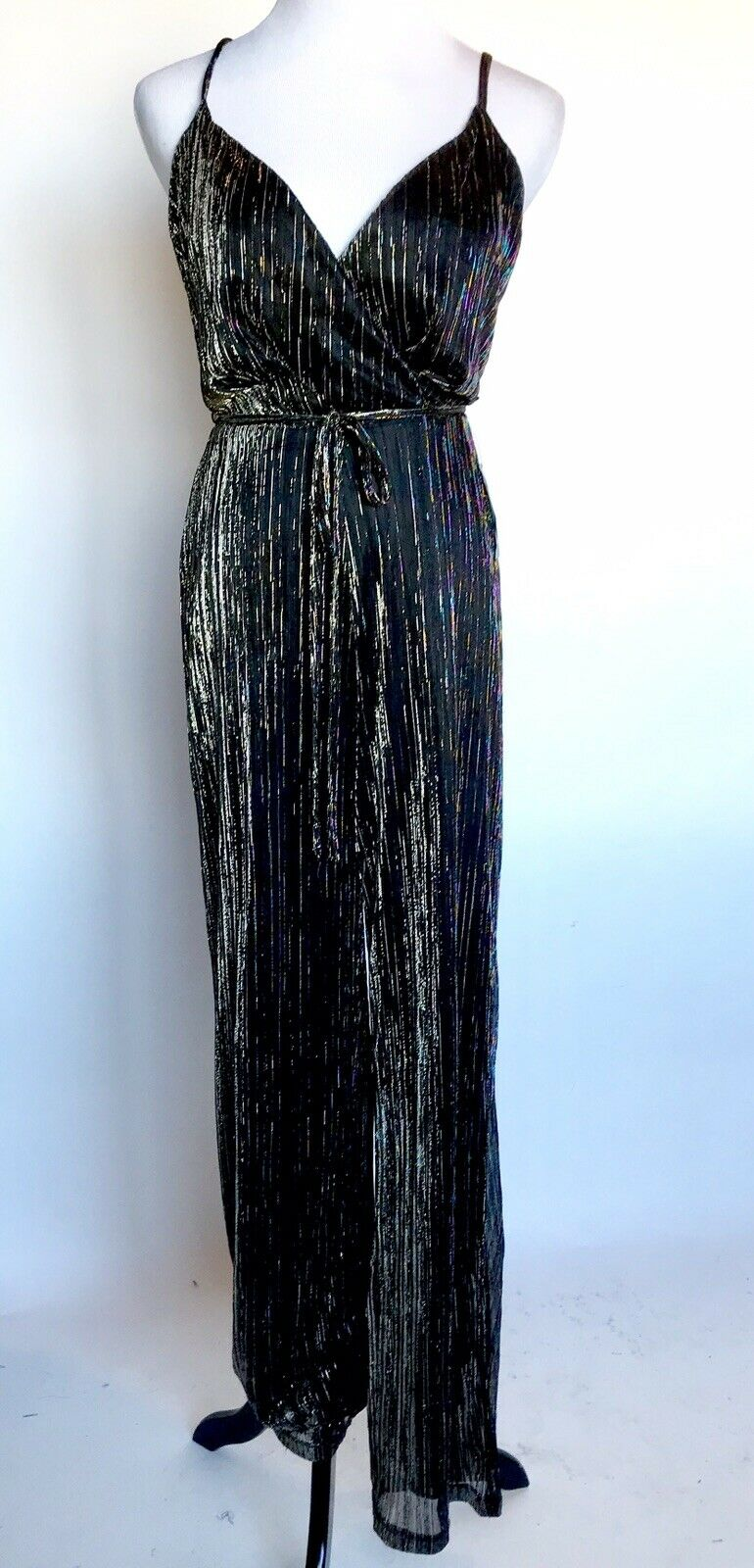 Laundry by Shelli Segal Jumpsuit Size 4 Retail  Price  NWT