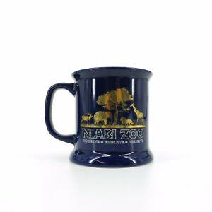 Niabi-Zoo-Blue-amp-Gold-Foin-Coal-Valley-Illinois-Souvenir-Coffee-Mug