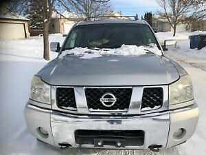 """2004 NISSAN ARMADA 4X4 SELLING """"AS IS""""  $4,899"""