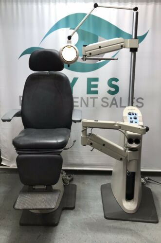 Topcon Chair OC-2300 & Stand IS-2500 Ophthalmic
