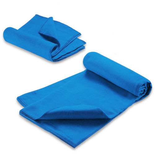 "Fast Drying /& Antibacterial Microfiber Travel Towel XL 30x60/"" w// FREE Hand Towel"