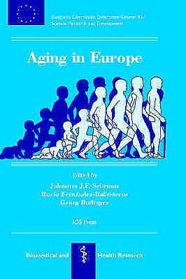 Aging in Europe by IOS Press (Hardback, 1997)