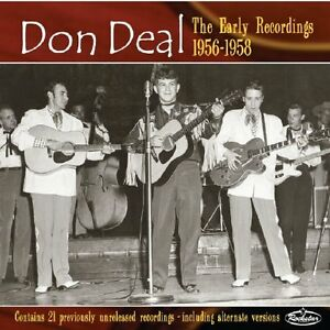 DON-DEAL-The-Early-Recordings-CD-NEW-rare-1950s-rockabilly-Eddie-Cochran