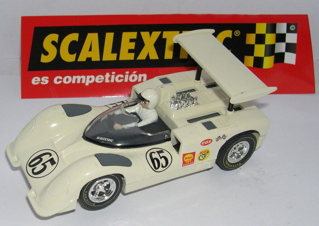 SCALEXTRIC SPAIN SPAIN SPAIN ALTAYA DUELLE MYTHISCHE CHAPARRAL GT CAN-AM 1966 PHIL HILL   fd9a41