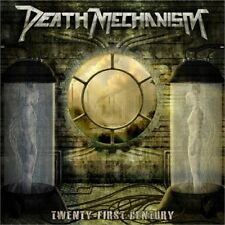 DEATH MECHANISM - Twenty-First Century (NEW*TECH/THRASH METAL*BULLDOZER*CORONER)