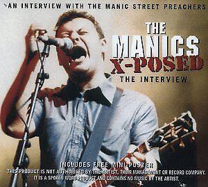 Manic-Street-Preachers-The-Manics-X-Posed-Interview-CD