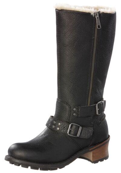 CATERPILLAR FLORENICA. Modischer Stiefel aus neu Leder, Gr.39, neu aus b4cc73