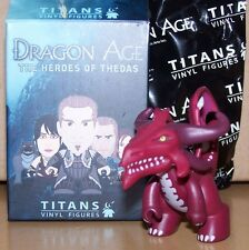 Dragon Age The Heroes of Thedas Titans Vinyl Figures - Flemeth Dragon 2/20