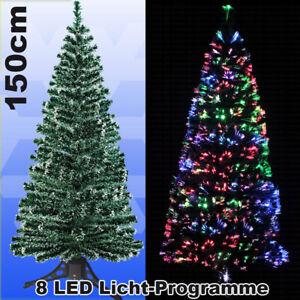 led weihnachtsbaum 150 cm tannenbaum farbwechselnde. Black Bedroom Furniture Sets. Home Design Ideas