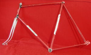 Jeunet-Franche-Compe-Frame-61-cm-HS-BB-France-Red-Used