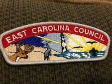 East Carolina Council S-8a CSP BSA North Carolina