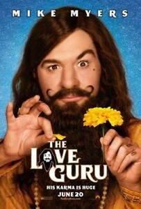 Liebe Guru (Einzel Seiten) Advance) Original Filmposter