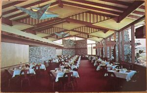 Details About 1960s Chrome Postcard Marvin S Seafood Restaurant Interior Austin Texas Tx