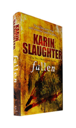 1 of 1 - Fallen, By Karin Slaughter,in Used but Good condition