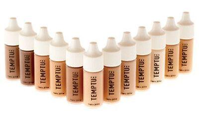 Temptu Pro Aqua Airbrush Makeup Foundation 12 Piece Starter Kit