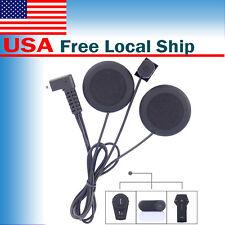Earphone/Mic/Speaker/Headset for Motorcycle BT Helmet intercom 800m Interphone U