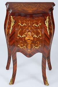 Luigi XV Stile comò con 3 CASSETTI-, Petite Drawer commode W/FINE ...