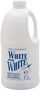 Chris Christensen White on White Shampoo, Gallon