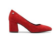 Zapato de tacón ante rojo - Xti