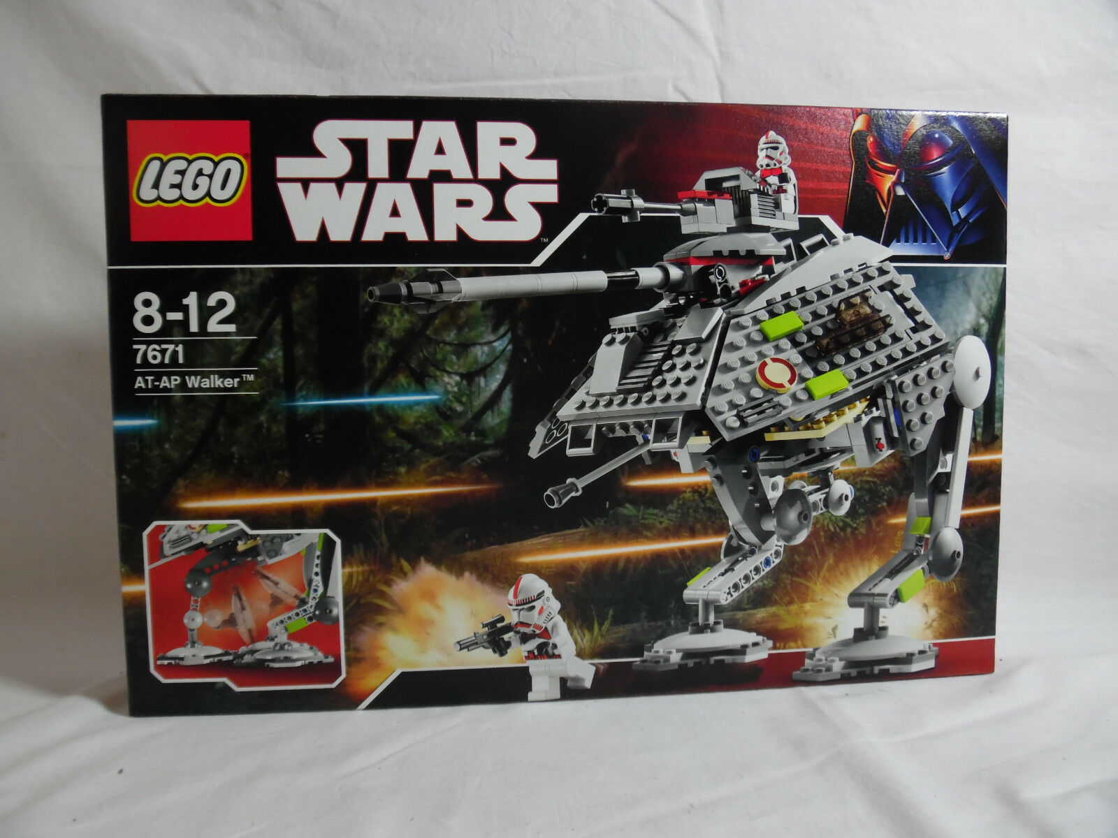 LEGO Star Wars / AT - AP Walker / 7671 / Neu und OVP