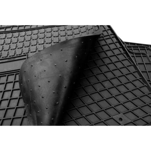 Original Qualität Gummimatten Fußmatten für Renault Megane 2002-2008