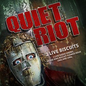 QUIET-RIOT-2-Live-Biscuits-2CD-732047