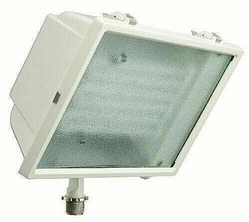 Lithonia Lighting Fluorescent Security Flood Light 65-Watt 1800 Lumens Bulb Inc.