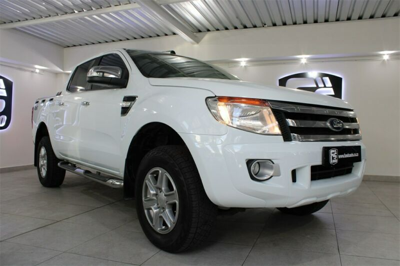 2015 Ford Ranger 3.2 TDCi XLT 4x4 D/Cab AT for sale!