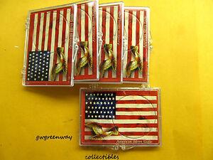 LOT 5* 2 x3 American Silver Eagle Sneplock Displays #380400