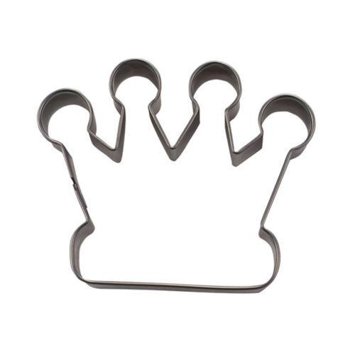 Ausstecher// Ausstechform,Krone  4,5cm